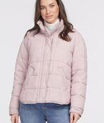 Canadian Puffer Jacket, Pink, original image number 3
