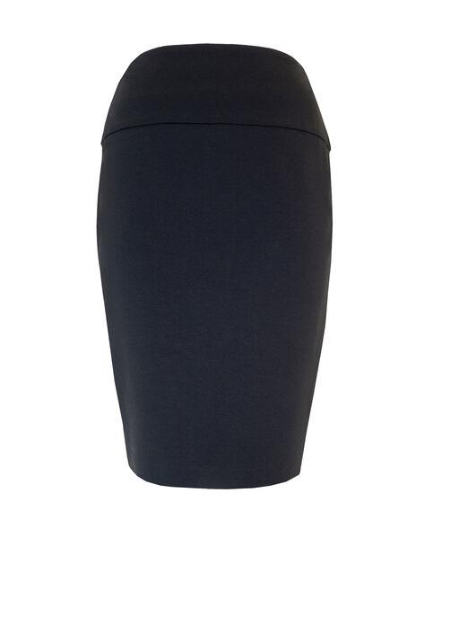 UP Ponte Knit Skirt, , original