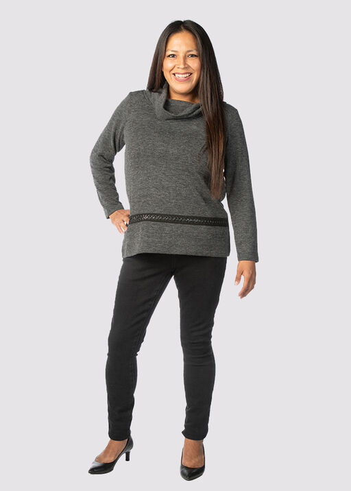 Frontenac Sweater, Grey, original