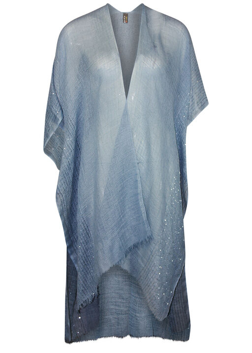 Cotton Kimono with Sequins, , original