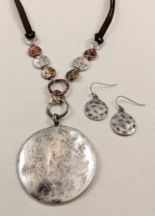 Necklace and Earrings Set, , original