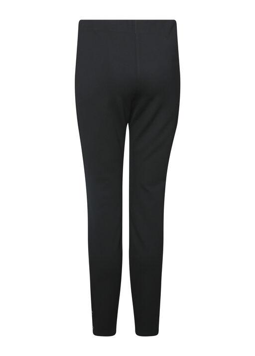 Legging with Grommets Accents, Black, original
