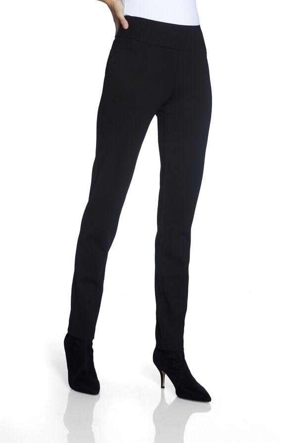 UP Classic Pant with Tummy Control, Black, original image number 1