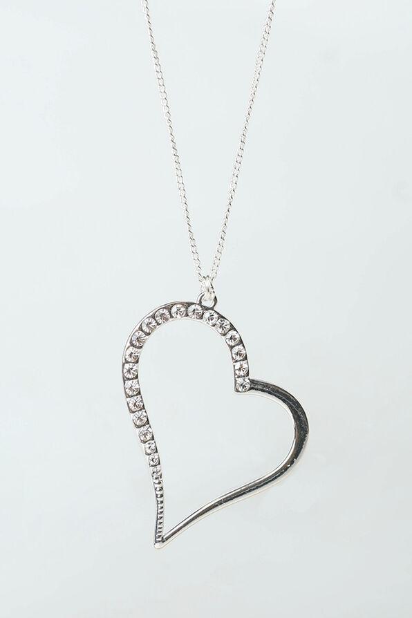 Crystal Heart, Silver, original image number 1