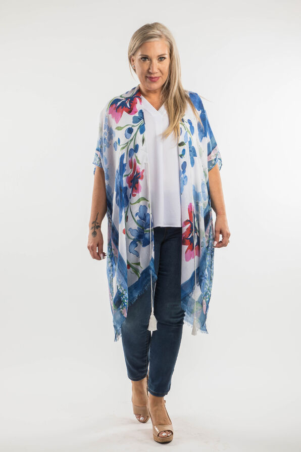 Azalea Kimono, , original image number 1
