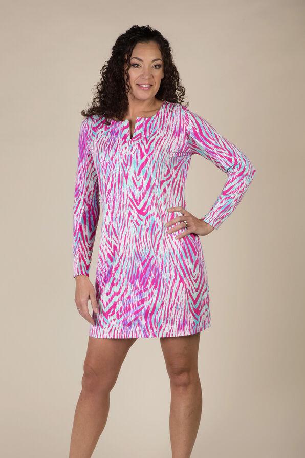 Olivia Golf Dress, Pink, original image number 2