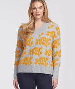 Flower Power Sweater, , original image number 1