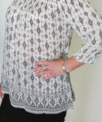 Amara Off the Shoulder Blouse, White, original image number 1
