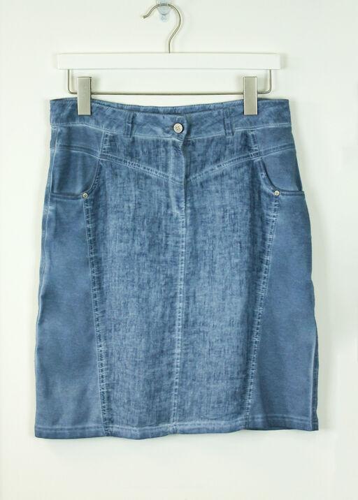 Vintage Blue Skirt, , original