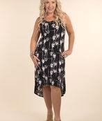 Vacay Ready Dress, Black, original image number 0