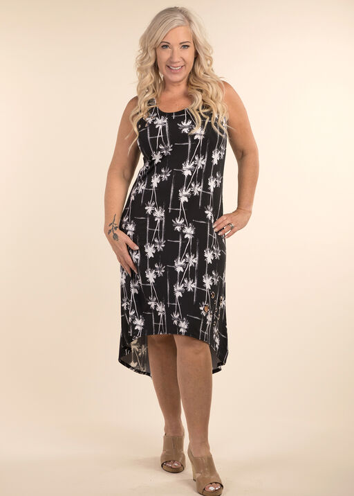 Vacay Ready Dress, Black, original