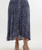 Daphne Skirt, Navy, original image number 0