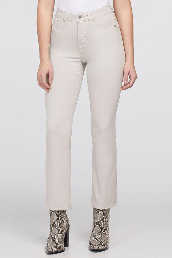 Audrey Ankle Pants, Cream, original image number 0