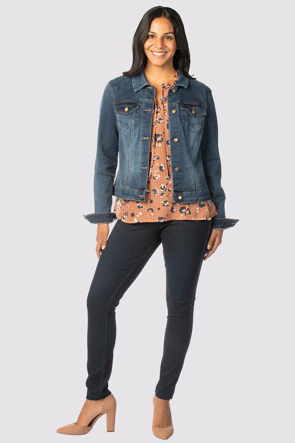 Classic Jean Jacket, , original image number 0