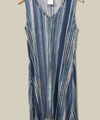 Ocean Shade Sleeveless Dress, , original image number 1