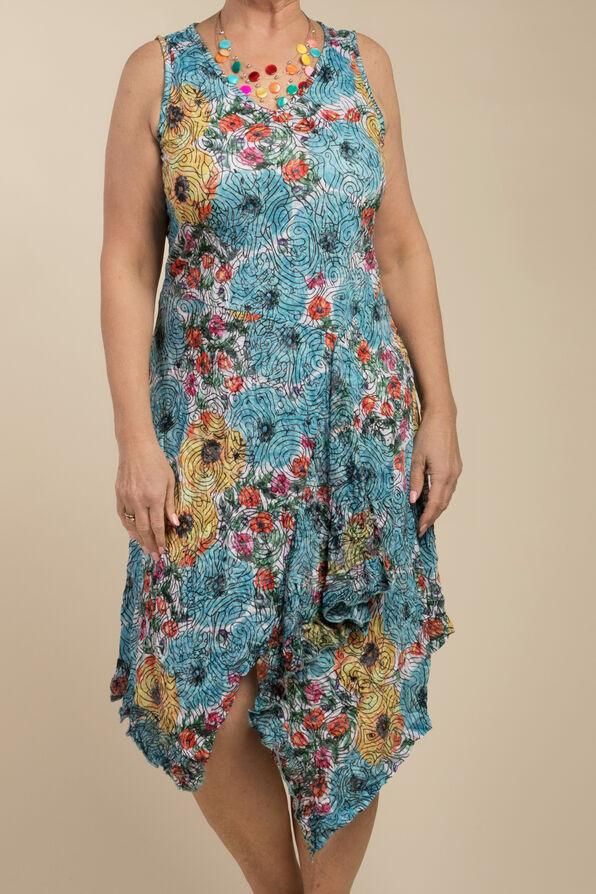 Fiona Dress, Blue, original image number 1