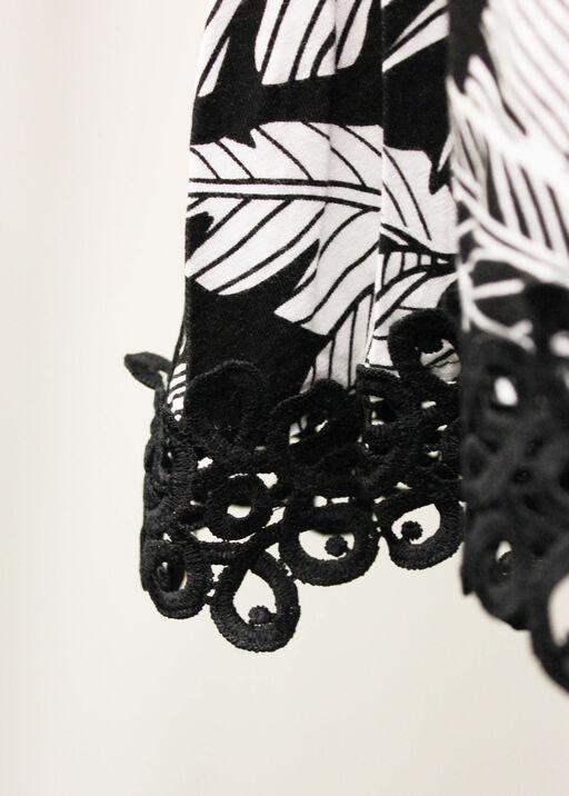 Tropical Destinations Dress, Black, original