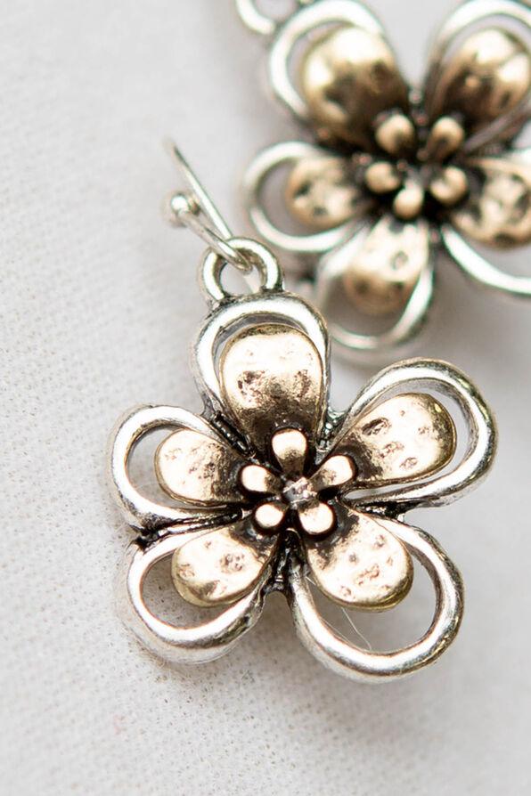 Nerida Earrings, Silver, original image number 1
