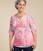 Cassia Blouse, Pink, original image number 0