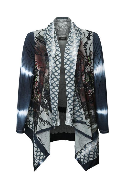 Elements Tie Dye Cardigan, , original