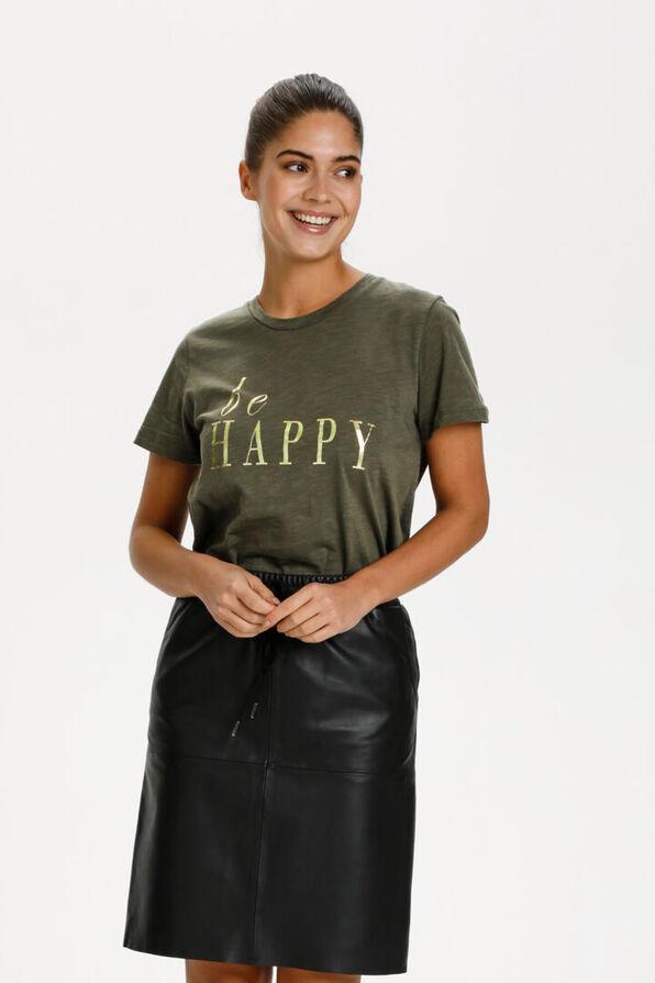 Faceless Metallic T-Shirt, , original image number 0