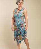 Fiona Dress, Blue, original image number 0