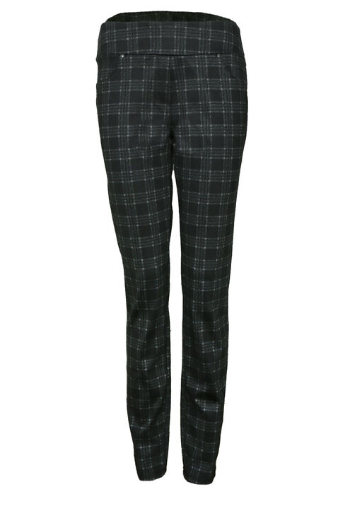 Plaid Pull-on Legging, , original
