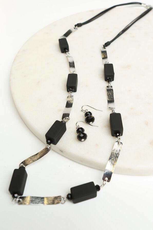 Merida Necklace Set , Silver, original image number 1