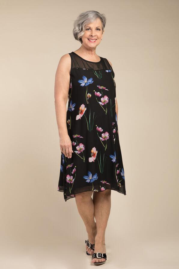 Chloe Dress, Navy, original image number 0