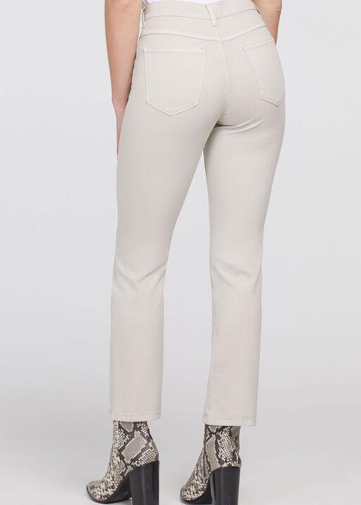 Audrey Ankle Pants, Cream, original