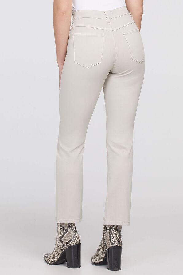 Audrey Ankle Pants, Cream, original image number 1