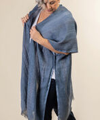 Into the Weave Kimono, Denim, original image number 1