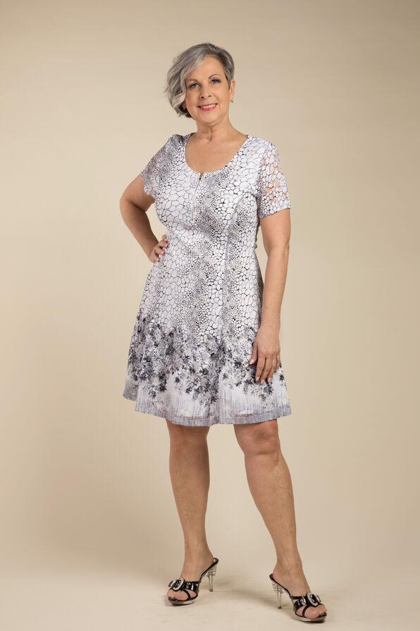 Evalyn Dress, Black, original image number 0