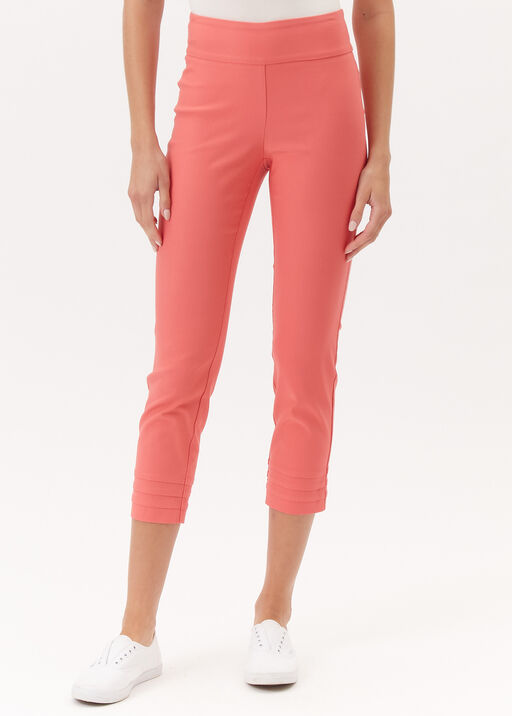 UP! Tummy Control Crop Pant  , Coral, original