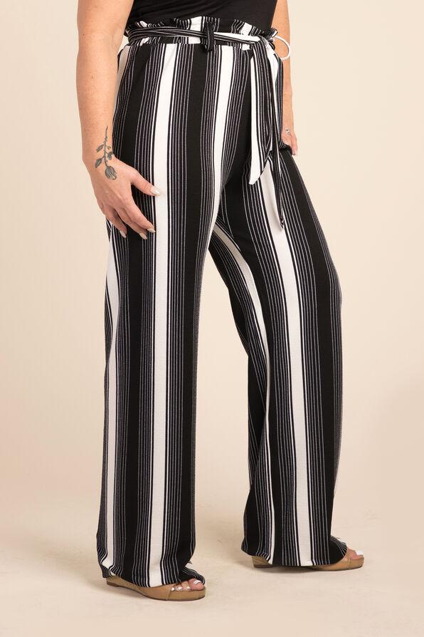 Lean Lines Pant, Black, original image number 0