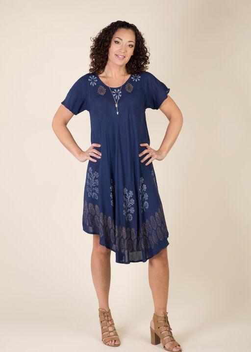 Indigo Dream Dress, , original