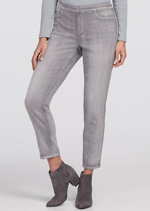 Audrey Legend Jeggings, Grey, original