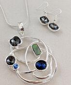 Untwined Gems, Blue, original image number 2