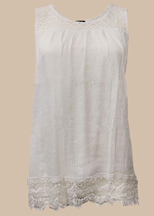 For Love and Lace Top, , original