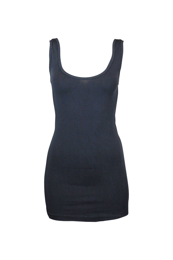 Bamboo Shapewear Tank Top, , original image number 0
