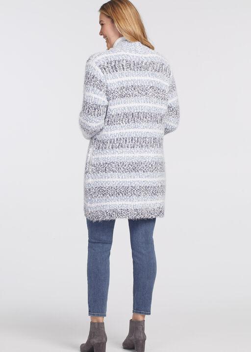 Nikka Cardigan Sweater , Denim, original