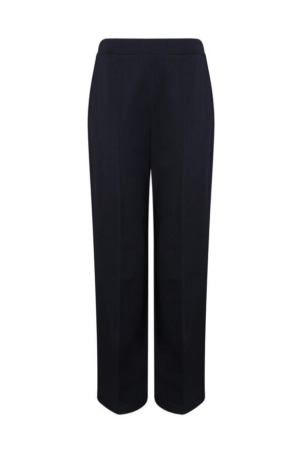 Janette Ponte Knit Wide Leg Pant, , original image number 2