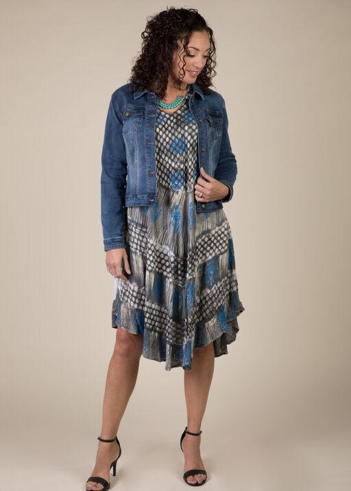 Novah Sleeveless Dress, , original