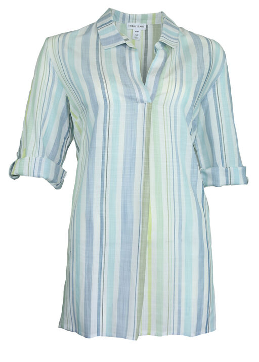 Nora Tunic with 3/4 Sleeves, , original