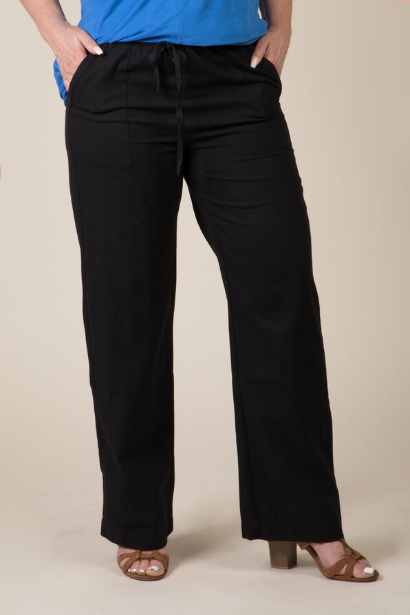 Linen Pants, , original image number 1