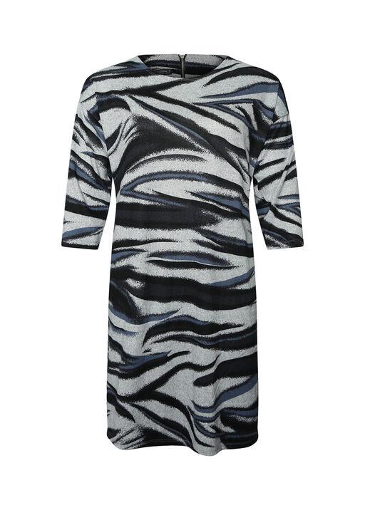 Aleta Sweater Dress 3/4 Sleeve, , original