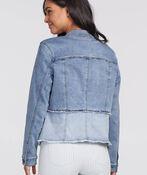 Amaranthine Denim Jacket, Denim, original image number 1