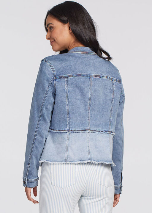 Amaranthine Denim Jacket, Denim, original