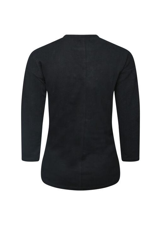 Tiffany Pearl Sweater, Black, original