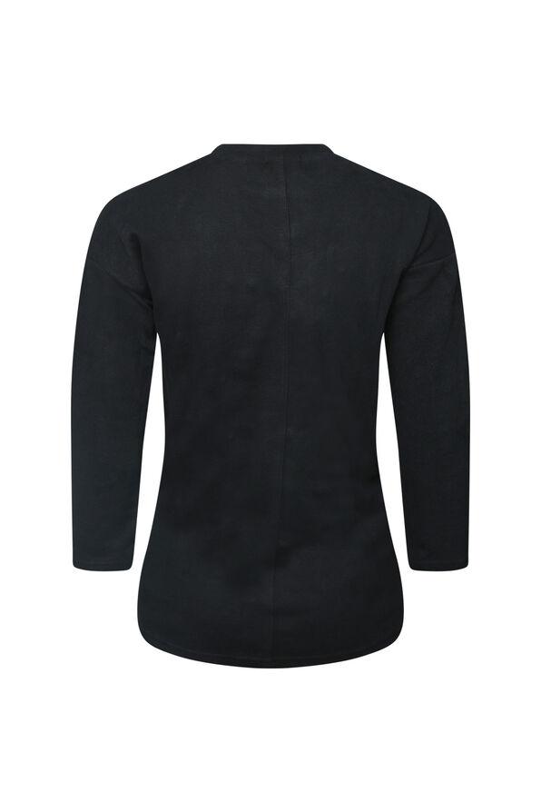 Tiffany Pearl Sweater, Black, original image number 1